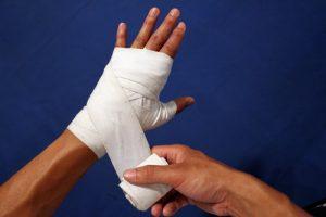 Como Enfaixar Suas Mãos