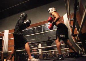 A Postura Perfeita para o Boxe